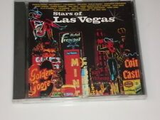 Stars of Las vegas CD avec Liza Minnelli/tom jones/Kenny rogers/paul anka