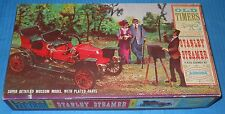 Vintage Aurora 1909 Stanley Steamer-Open Box 1/16 Scale-Model Car Swap Meet