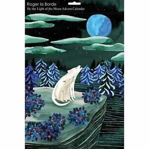 Roger la Borde By The Light Of The Moon Advent Calendar