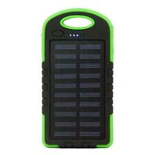 Sakura Power Bank / Solar Charger & Light 5000mAh 2 x 1A USB Ports