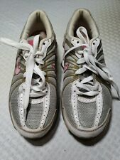 Youth Nike Shox 325067-061 Turbo Vii White & Pink Running Shoes Sz 4.5Y