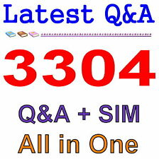 Avaya Call Center Elite Implementation and Maintenance 3304 Exam Q&A PDF+SIM