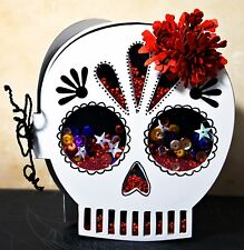 Sizzix Bigz XL Day of the Dead Sugar Skull Book die #661315 $39.99 by C. Chica