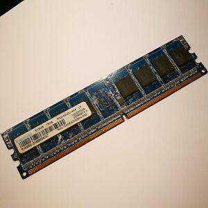 Ramaxel 512MB PC2-4200U 240-pin non-ECC DDR2-533 Desktop PC RAM memory