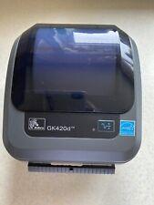 Zebra GK420d Thermal Label Printer