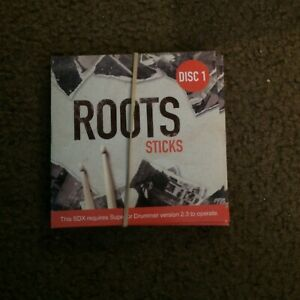 Toontrack SDX replacement soundbank DVDs (official) Roots C&V Music City