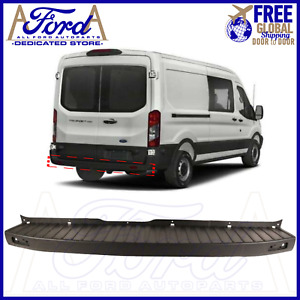 For 2015 2016 2017 2018 2019 FORD TRANSIT 150 250 350 HD REAR BUMPER PLATE COVER