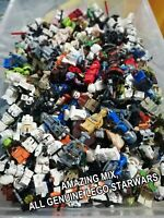 LEGO STAR WARS MINIFIGURES X5 FIGS PER PACK - MIXED RARITY BULK GENUINE
