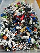 LEGO STAR WARS MINIFIGURES X5 FIGS PER PACK - MIXED RARITY BULK GENUINE