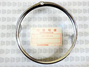 Honda NOS NEW 33101-307-671 Head Lamp Light Rim Ring HM-14M-S CA CB CL SL