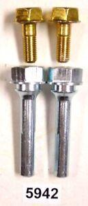 Disc Brake Caliper Guide Pin Kit Rear Better Brake 5942K