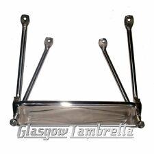 Rear Fold Down Carrier /& Spare Wheel Holder SIL Lambretta GP 200