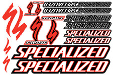 Specialized Bicycle Frame Decals Stickers Vinyl Graphic Set Aufkleber Adesivi #1