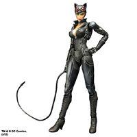 New Square Enix  PLAY ARTS Kai BATMAN: ARKHAM CITY Catwoman Action figure