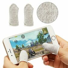For IOS Android PUBG Knit Finger Stall Sensitive Game Controller Finger Cots