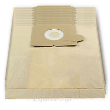 10 x Vacuum Cleaner E53N ES53 Dust Bags For Electrolux Power Plus Hoover Bag