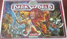 WADDINGTONS DARK WORLD BOARD GAME ~ 99% COMPLETE (see listing)
