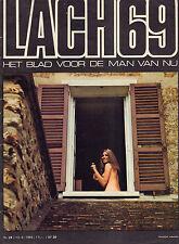 MAGAZINE DE LACH 1969 nr. 24 - DIGNO GARCIA / EDDY MERCKX / EVA BEVERUD