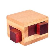 Puzzle Secret Box IQ Mind Wooden Magic Box Teaser Game Creative Toy Gift Train Z