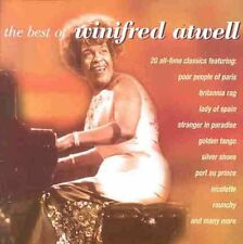 Winifred Atwell - The Best Of Winifred Atwell [CD]