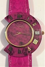 VINTAGE WOMAN'S CARDINI ART DECO WATCH - QUARTZ MOVEMENT - NEW