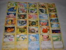 COMPLETE (31) COMMON Ex UNSEEN FORCES Pokemon Card Set MINT- 2006 RELEASE-Eevee+