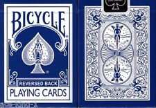 1 deck Bicycle Blue Reverse playing cards magic poker