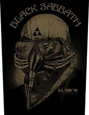 Black sabbath-us tour 78 dos écusson backpatch