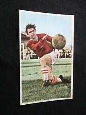 PUSKAS HUNGARY HONGRIE Carte card MIROIR-SPRINT Football 1959-1961 no panini