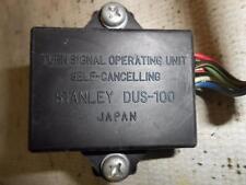 1984 KAWASAKI VOYAGER ZN1300 TURN SIGNAL UNIT SELF CANCELING RELAY DUS-100