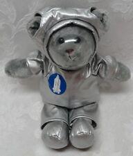 Smithsonian Institution Astronaut MONKEY Silver Mercury Suit Plush Rare Animal