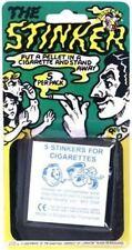 Jokes and Pranks Funnyman Cigarette Stinkers Jokes pack of 5 PRACTICAL JOKES