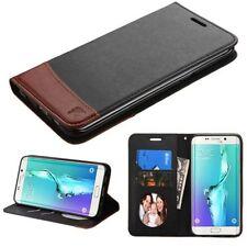 Étuis, housses et coques marron Samsung Galaxy S6 pour téléphone mobile et assistant personnel (PDA) Samsung