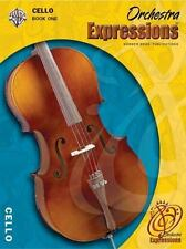NEW - Orchestra Expressions, Book One Student Edition: Cello, Book & CD