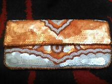 Beaded & Sequined Wallet By K.C. Malhan