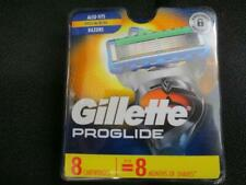 New Gillette Proglide ( 8 ) Count cartridges ~ FREE USA SHIPPING!