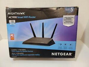 NETGEAR NIGHTHAWK AC1900 Smart WiFi Router.        (BB-1)