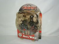 Crimson Skies Aces Wild Aces Pack #3 Collectible Miniature game- New- 2003