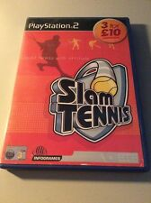 Slam Tennis Sony PlayStation 2 Console Game PAL PS2