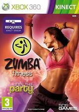 Zumba fitness Join The Party Xbox 360 Jeu (nécessite Kinect)