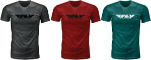 Fly Racing 2021 Men's Corporate T-Shirt All Colors All Sizes
