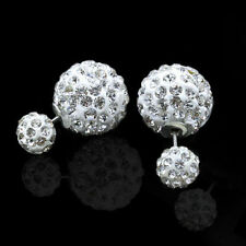 Mode-Ohrschmuck aus Sterlingsilber-Perlen für besondere Anlässe