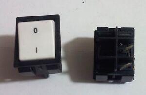 INTERRUTTORE 0 - I 10A 250V ELETTROUTENSILI ELETTRODOMESTICI