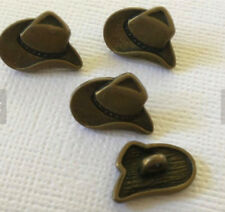 Novelty/Dress-It-Up Shapes Metal Sewing Buttons