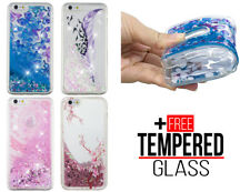 Liquid Glitter Case Cover Shockproof Silicone For iPhone 8 7 6S Plus XS Max XR