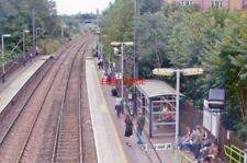 PHOTO  WEST HAMPSTEAD SILVERLINK RAILWAY STATION LONDON NW3 2007 LNWR NLR BROAD