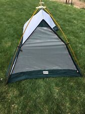 Eureka Solitaire Backpacking 1 2 Person Tent Lightweight Timberlite A Frame