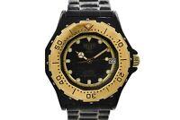 Vintage Heuer 3000 Series 936.013 Quartz PVD Midsize Watch 1867