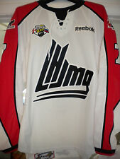 2012 QMJHL CHL SUBWAY SERIES GAME WORN RYAN CULKIN-QMJHL-LOA