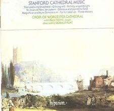 Stanford - Cathedral Music / Choir of Worcester Cathedral Choir